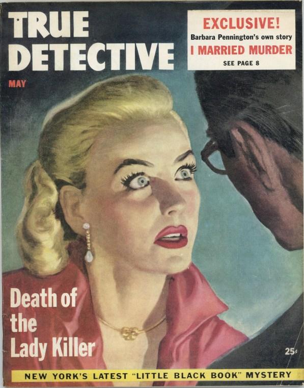 True Detective May 1952