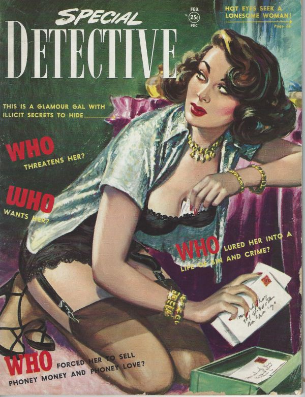 special-detective-february-1951