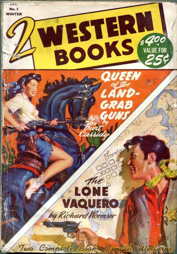two-western-books-winter-1948