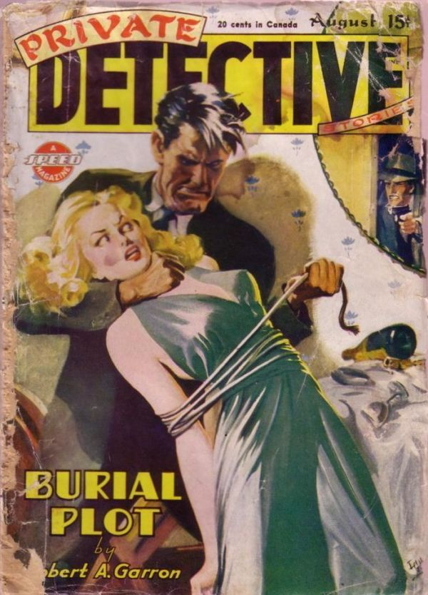 private-detective-august-1945
