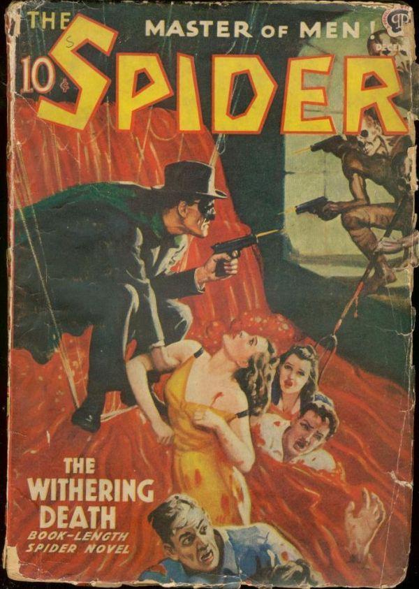 the-spider-december-1938