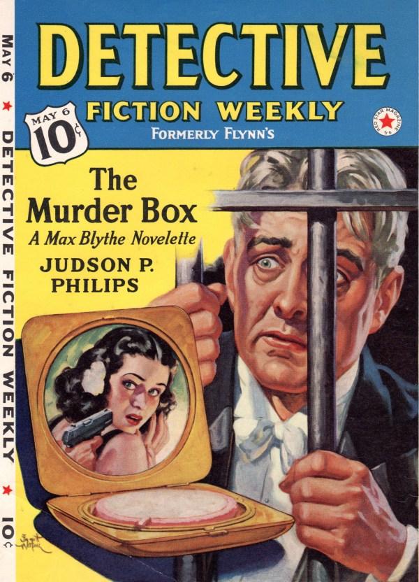 May 6, 1939 Detective Fiction