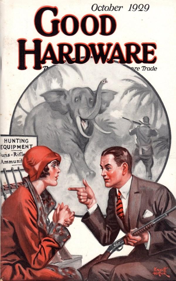 October 1929 Good Hardware