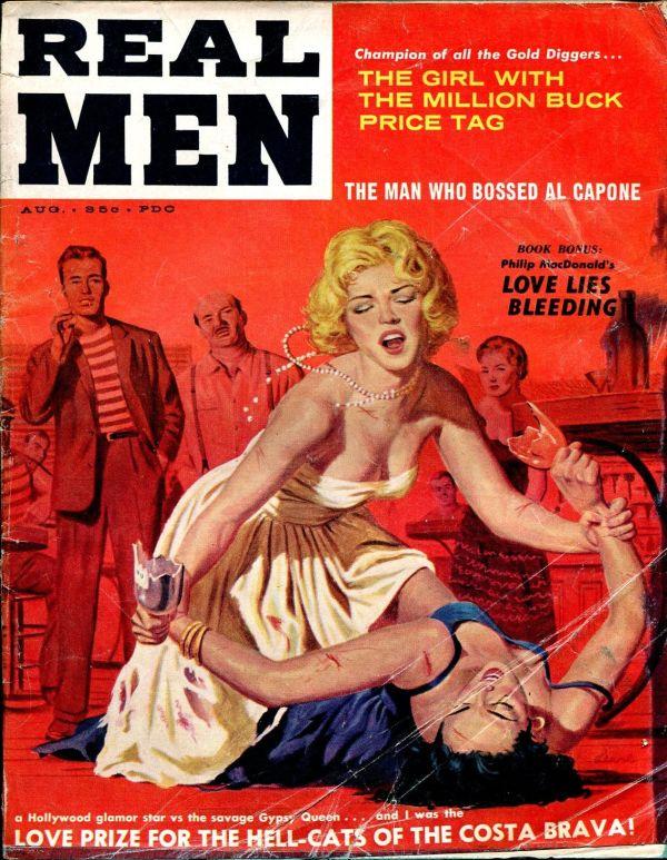 Real Men August 1959