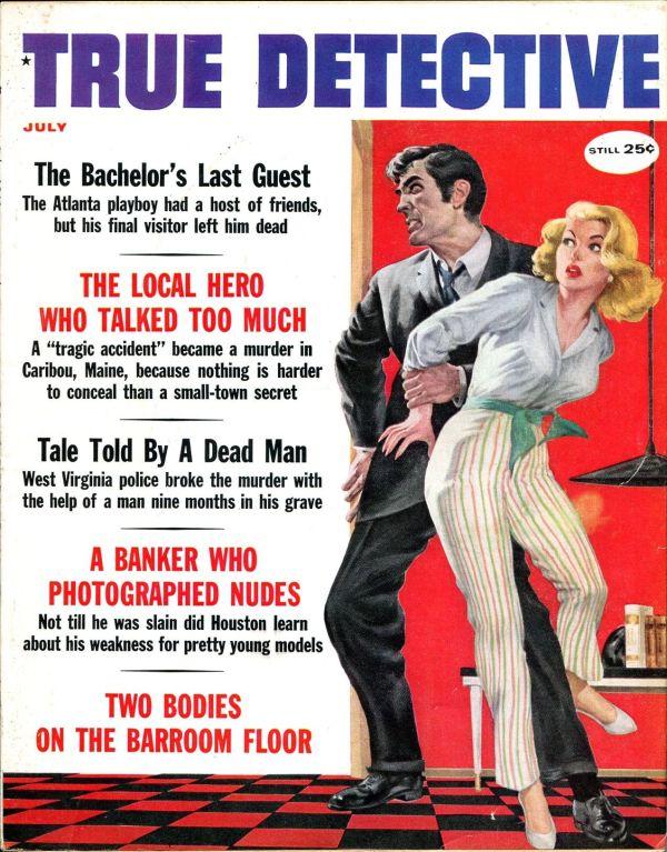 True Detective July 1960