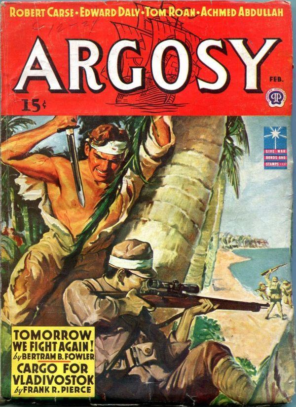 Argosy February 1943