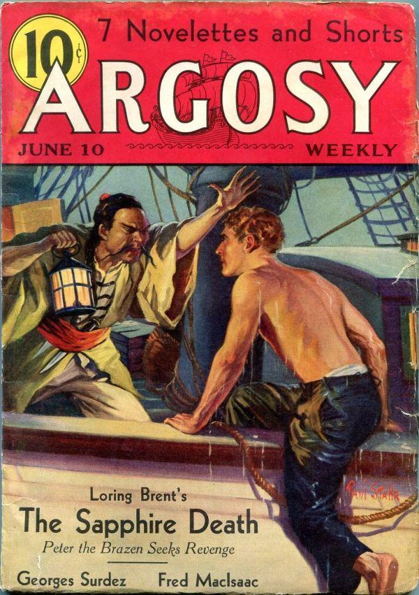 Argosy June 10 1933