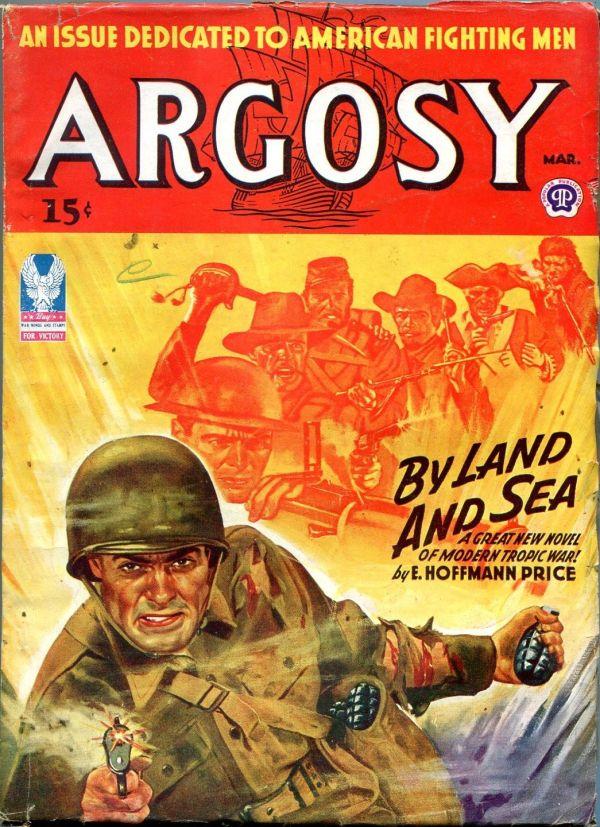 Argosy March 1943