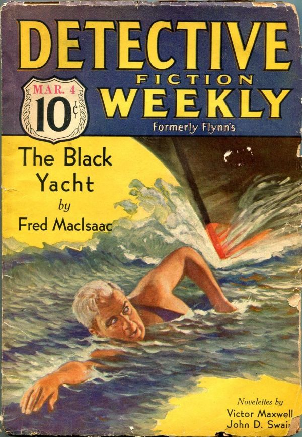 Detective Fiction Weekly March 4 1933