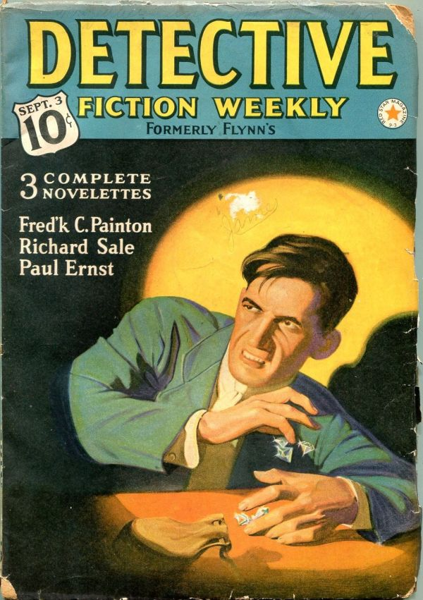 Detective Fiction Weekly September 3 1938