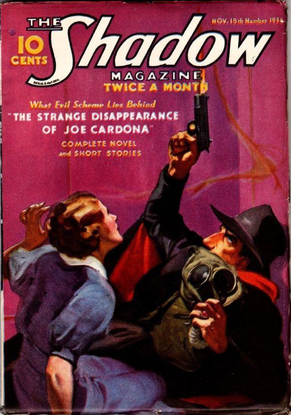 Shadow November 15 1936