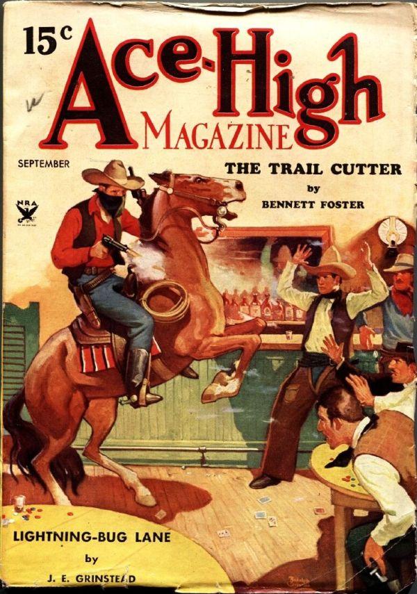 Ace-High September 1934