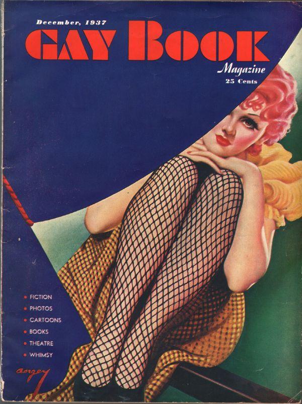 Gay Book December 1937