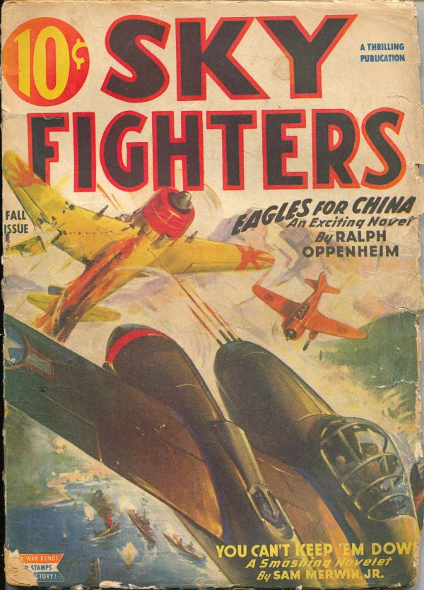 Sky Fighters Fall 1944