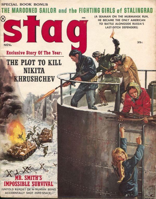 Stag November 1960