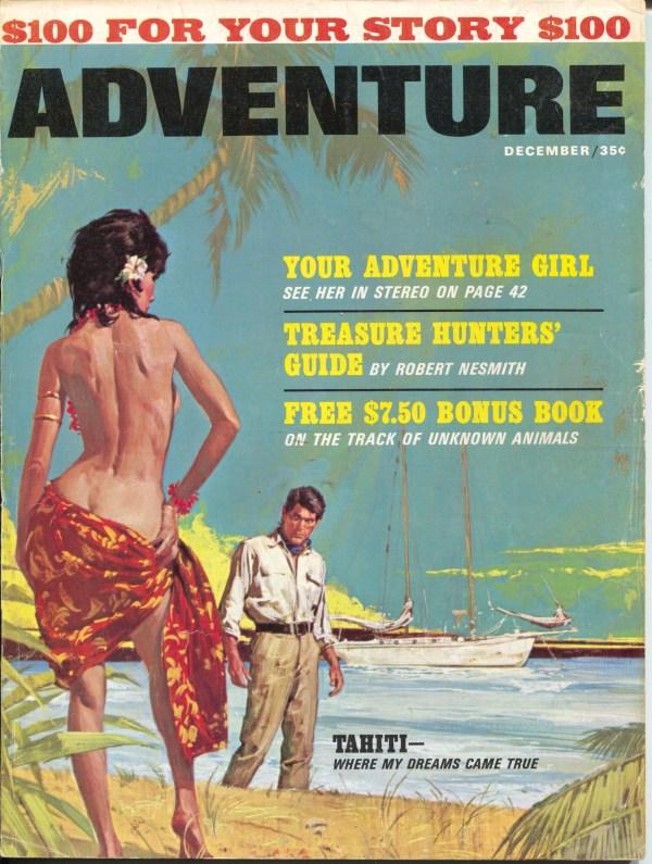 Adventure December 1964