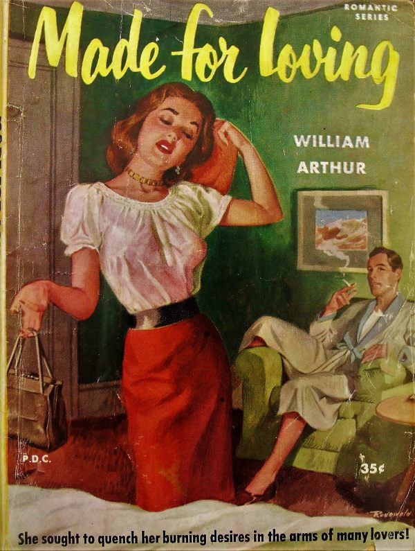 Novels Inc - No 1 - 1952