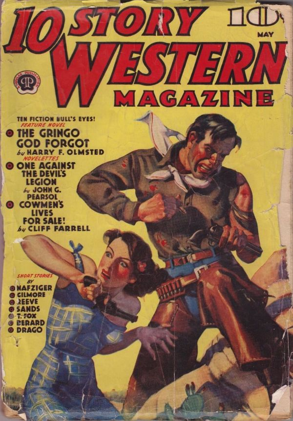 10 Story Western May 1939