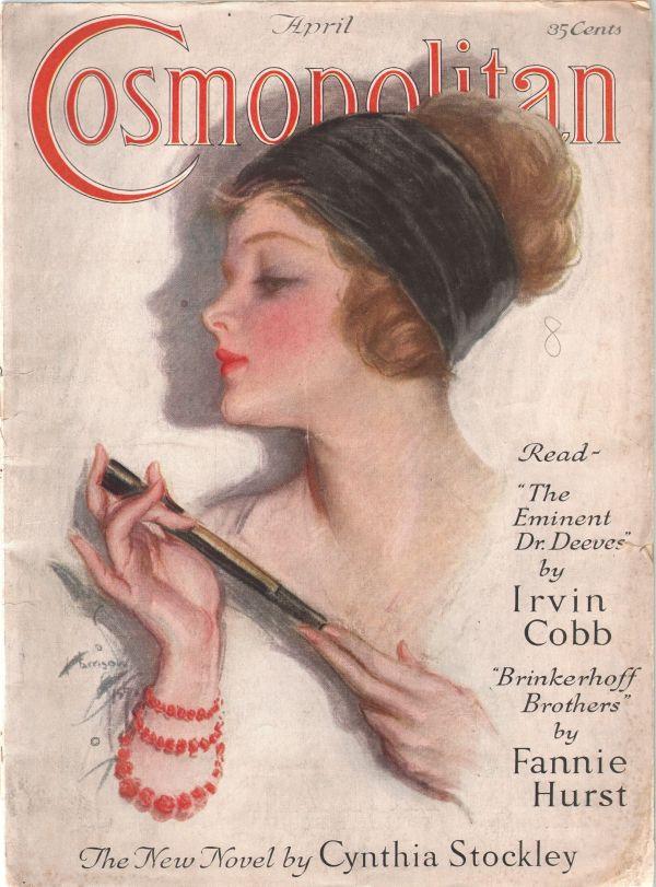 Cosmopolitan April 1923