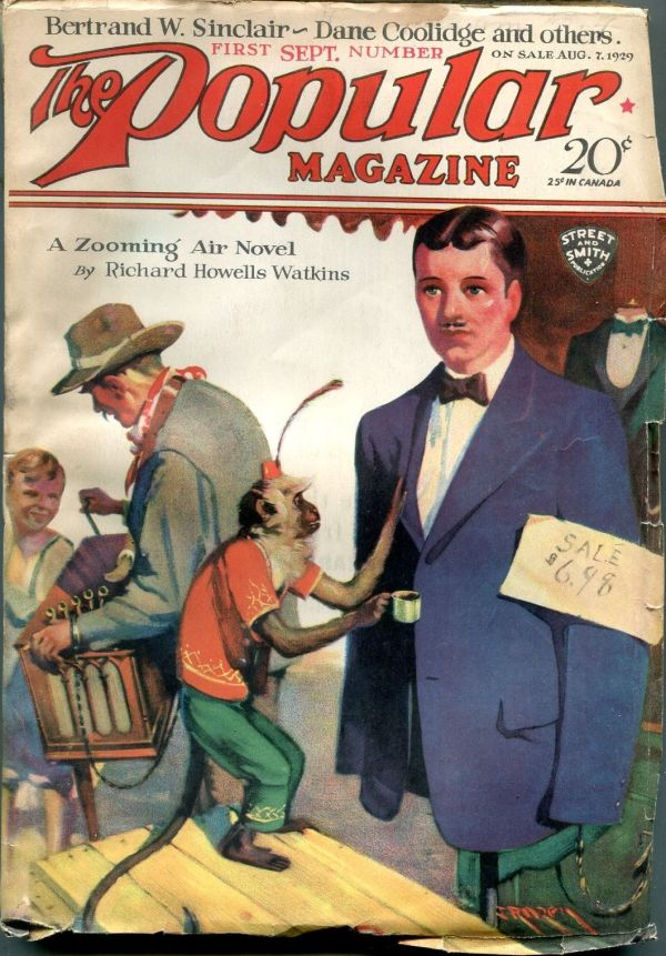 Popular August 7 1929