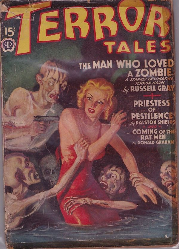 Terror Tales May-June 1939