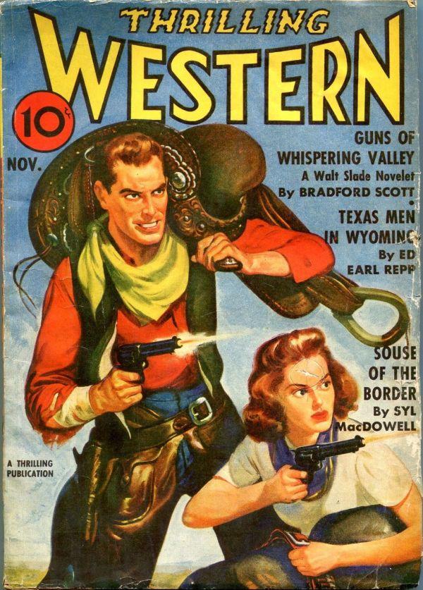 Thrilling Western November 1941