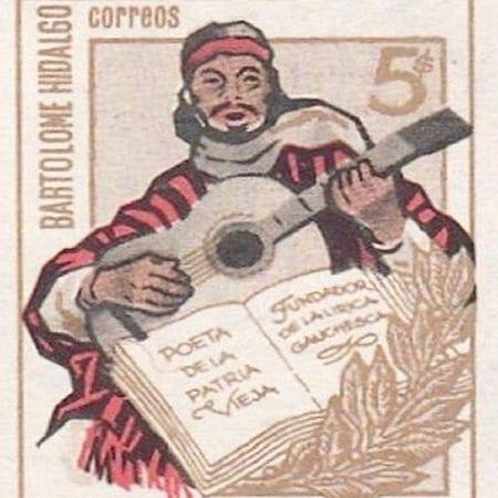 Resultado de imagen para Hilario Ascasubi José Hernández Bartolomé Hidalgo