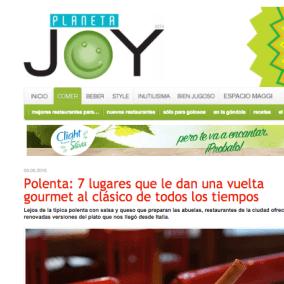 """<span class=""""live-editor-title live-editor-title-23309"""" data-post-id=""""23309"""" data-post-date=""""2016-06-09 22:28:13"""">Polenta: 7 lugares que le dan una vuelta gourmet al clásico de todos los tiempos por Joy Planeta</span>"""