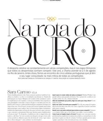 NA ROTA DO OURO