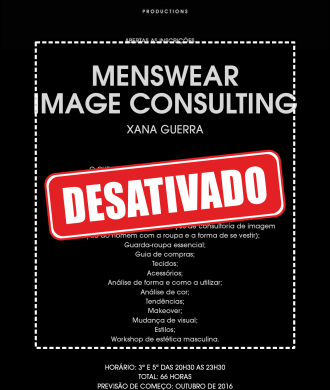 menswear image consulting
