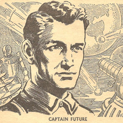 Captain Future and The Futuremen