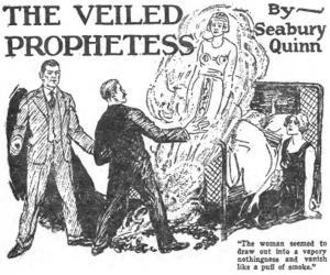 The Veiled Prophetess