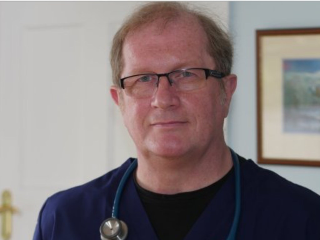 Dr. David Mackereth