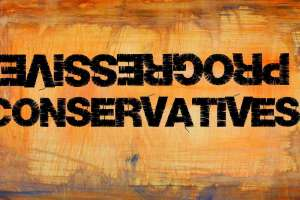 "Podcast: Lol. New Term ""Progressive Conservative"" Now Exists."