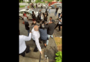 Video: Black Lives Matter Terrorists Storm Baptist Church and Block Entrances, Assault Members