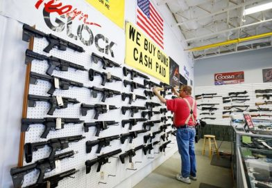 Covid-19 made huge lines in firearms stores