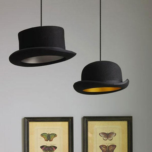 If you dont like wearing hats make them into lamps
