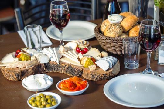 Israeli Breakfast 50 of the World's Best Breakfasts