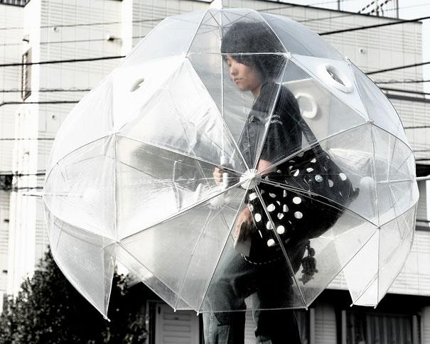Full Body Umbrella