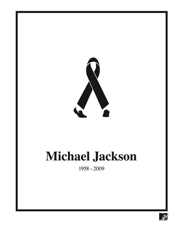 MTV Networks: Black Ribbon Michael Jackson