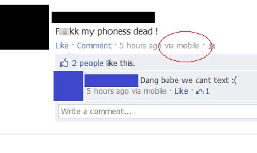 lying-on-facebook-dead-via-mobile