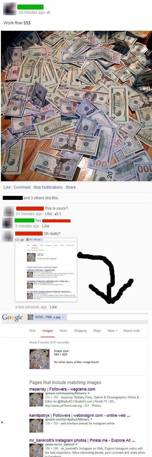 lying-on-facebook-google-money