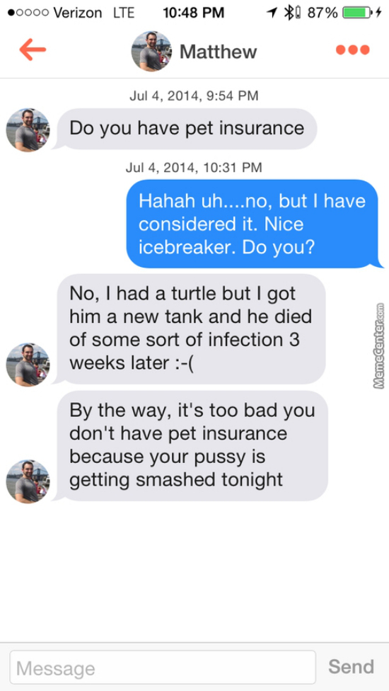 33 Of The Most Cringeworthy Tinder Fails