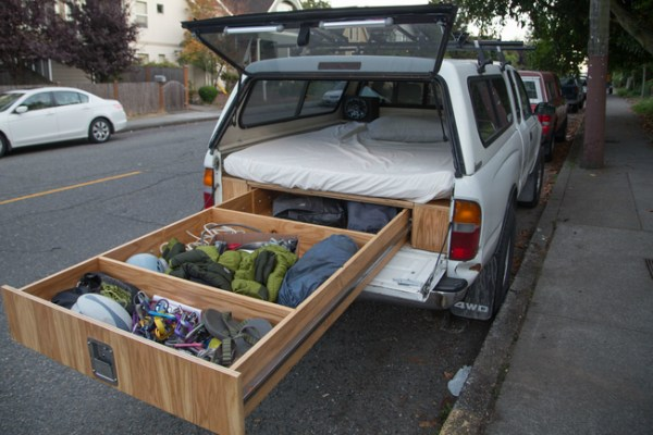 This Guy Built The Most Epic Camping Truck Ever You