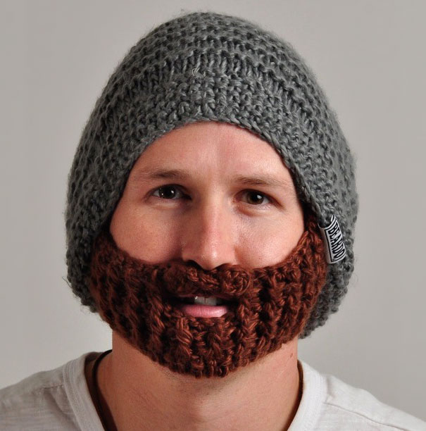 The original Beard Head®! World famous beard hats, beanies, and caps with a detachable beard facemasks, as seen on TV! Buy Now!