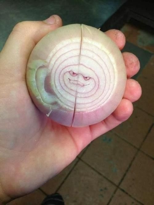 This onion has the worst of intentions