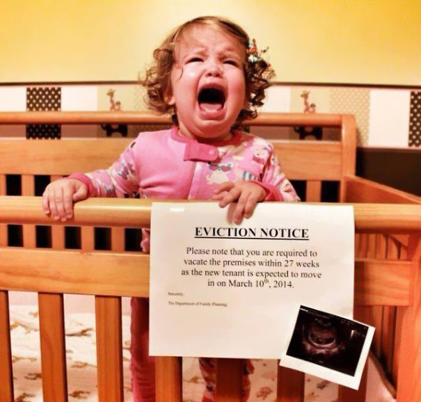35 Of The Most Creative Baby Announcements Ever – Creative Baby Announcement