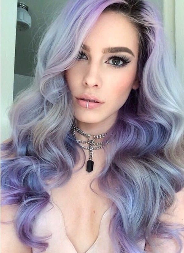 The Pastel Hair Color Trend Is Making Peoples Hair Look Truly Amazing