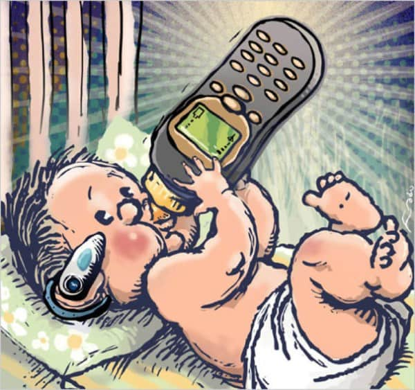These 40 Cartoons Perfectly Illustrate How Smartphones Have Taken Over Our Lives 31
