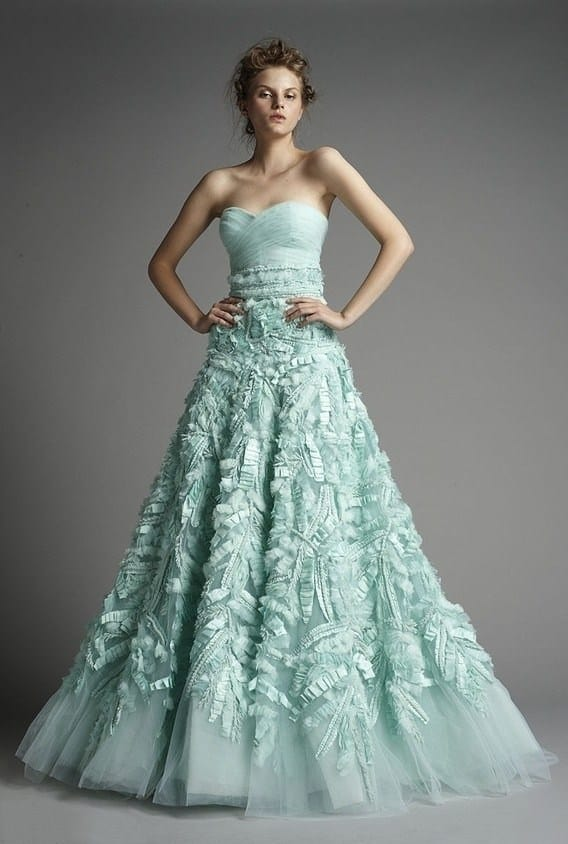 37 Fairy Tale Wedding Dresses For The Disney-Obsessed Bride - Page 4 ...